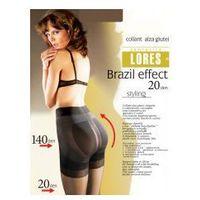 RAJSTOPY MODELUJĄCE BRAZIL EFFECT 20 DEN LORES, RLOR-7