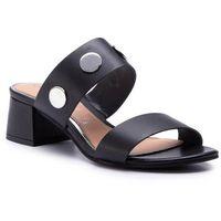 Klapki GIOSEPPO - Donnery 49040 Black, w 6 rozmiarach