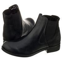 Sztyblety FLY London Alls Rug/Cupido Black P144076000 (FL250-a), w 3 rozmiarach