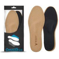Skórzane wkładki do butów na płaskostopie poprzeczne (5903021525161)