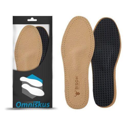 Skórzane wkładki do butów na płaskostopie poprzeczne - R072 (5903021525161)