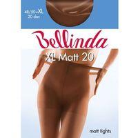 Bellinda 1 rajstopy xl matt 20 den be290011