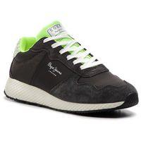 Sneakersy - koko sweet pls30843 chrome 952 marki Pepe jeans