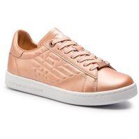 Ea7 emporio armani Sneakersy - x8x001 xcc51 a163 rose gold
