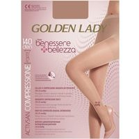 GOLDEN LADY Benessere Bellezza 70 • Rozmiar: 4/L • Kolor: PLAYA, Benessere Bellezza 70 4/L Playa