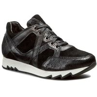 Sneakersy KHRIO - 162K8400VSCQ Nero/Nero/Nero, w 3 rozmiarach