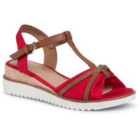 Espadryle - 809290400 red, Tom tailor, 36-41