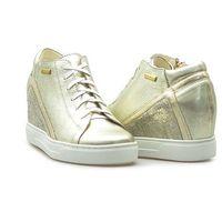 Sneakersy 625/p-z e-34 złote, Kiera