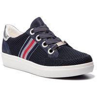 Sneakersy ARA - 12-14512-05 Blau/Silber, kolor niebieski