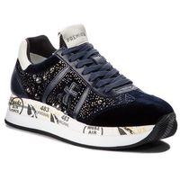 Premiata Sneakersy - conny 3364 granatowy