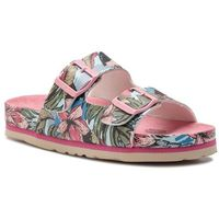 Klapki - bio tropic pgs90132 factory pink 327, Pepe jeans, 35-37