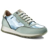 Sneakersy - samira 4140003992 light blue 401, Joop!, 36-40