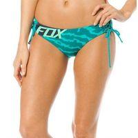 strój kąpielowy FOX - Firing Lace Up Side Tie Btm Jade (167) rozmiar: XS