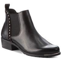 Sztyblety CAPRICE - 9-25310-21 Black Nappa 022