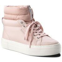 Sneakersy - alba winter street 73585/ltpk lt pink, Skechers