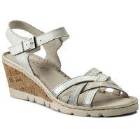 Sandały - h047 biały marki Lasocki
