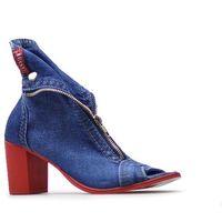 Lanqier Botki 40c289 jeans