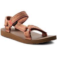 Sandały - original universal 1003987 miramar fade coral sand multi marki Teva