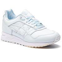 Sneakersy - tiger gelsaga 1192a075 artic blue/arctic blue 406 marki Asics