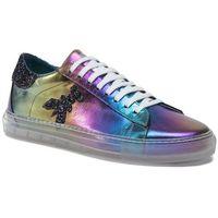 Sneakersy - 2v8807/a2gx-j2fq gradiant/transparent marki Patrizia pepe