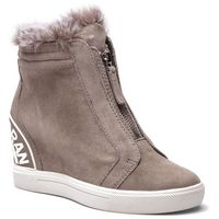 Sneakersy DKNY - Connie K3839732 Taupe, kolor beżowy