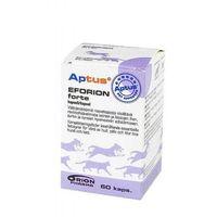 aptus eforion forte tabletki dla psów i kotów z kwasami tłuszczowymi omega 3 i 6 marki Orion pharma
