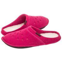 Kapcie Crocs Classic Slipper Candy Pink/Oatmeal 203600-6ME (CR131-a), 203600-6ME