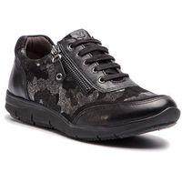 Sneakersy CAPRICE - 9-23601-21 Blk Camou Comb 043, w 2 rozmiarach