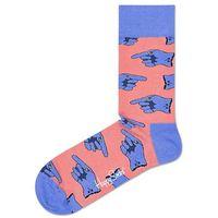 Happy Socks Glove Skarpetki Niebieski Różowy 36-40