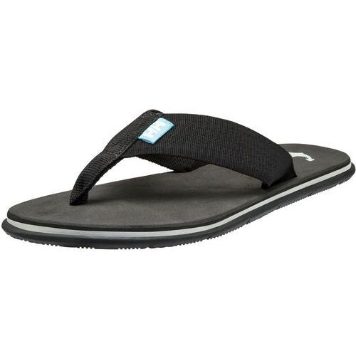 Helly hansen japonki damskie w seasand hp black/aqua blue/cloud 37.5