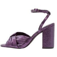 New Look TODDLER Sandały na obcasie dark purple (5045535149805)
