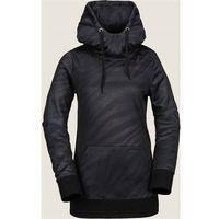 bielizna termoaktywna VOLCOM - Yerba P/Over Fleece Black On Black (BKB)
