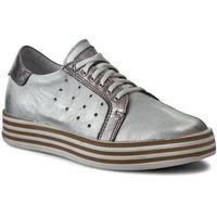 Sneakersy SIMEN - 0460 VS14 Kryszt.Srebro/VS14 Kryszt., kolor szary