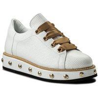 Sneakersy BALDININI - 898059XAGNE909090RXX Bianco, w 3 rozmiarach