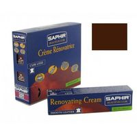 Saphir bdc Renovating cream tube saphir 25ml - brąz, krem do renowacji skór na zadrapania