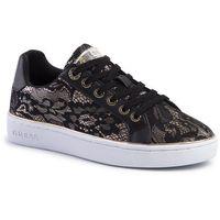 Sneakersy - bradlia2 fl5bd2 lac12 black marki Guess