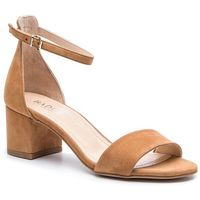 Sandały BADURA - 4838-69 Beżowy 871, kolor brązowy