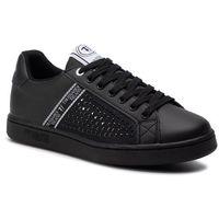 Sneakersy TRUSSARDI JEANS - 79A00449 K299, kolor czarny