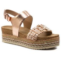 Espadryle BULLBOXER - 886028F2L Rose Gold