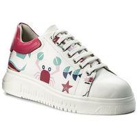 Sneakersy EMPORIO ARMANI - 82915650 X3X024 XL316 In Fondo Al Mar Var1, kolor wielokolorowy