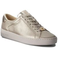Sneakersy MICHAEL MICHAEL KORS - Irving Lace Up 43T8IRFS1M Champagne, 1 rozmiar