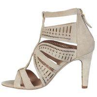 Sandały damskie PIERRE CARDIN - AXELLE-46, kolor brązowy