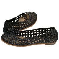 Baleriny FLY London Finz Weaved Black P142634000 (FL89-b)