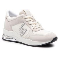 Sneakersy LIU JO - Karlie 12 B19007 TX031 White 01111, kolor biały