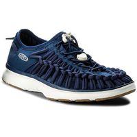 Sandały KEEN - Uneek 02 1018729 Estate Blue/Harvest Gold, kolor niebieski