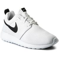 Buty NIKE - Roshe One 844994 101 White/White/Black