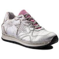 Khrio Sneakersy - 181k3403crelemx argento/bianco/fuxia/bianco