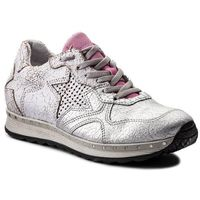 Sneakersy KHRIO - 181K3403CRELEMX Argento/Bianco/Fuxia/Bianco, kolor szary