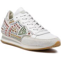 Philippe model Sneakersy - tropez trld dc01 blanc mix