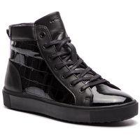 Sneakersy - 8690-71 czarny marki Wojas